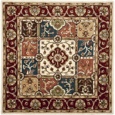 Albert Area Rug Rug Size: Square 6