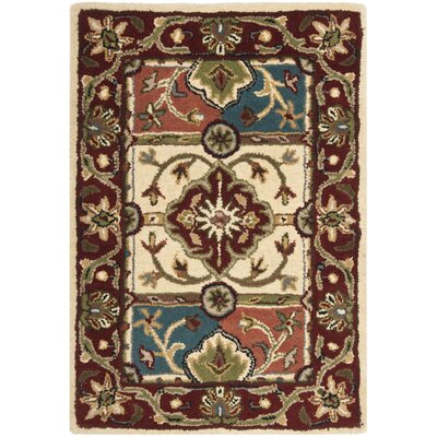 Albert Area Rug Rug Size: Rectangle 4 x 6