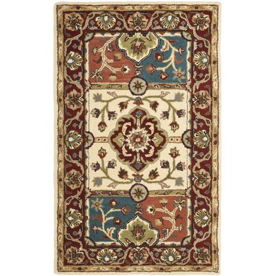 Albert Area Rug Rug Size: Rectangle 3 x 5
