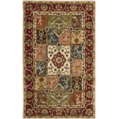 Albert Area Rug Rug Size: Rectangle 5 x 8