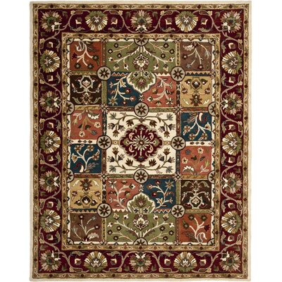 Albert Area Rug Rug Size: Rectangle 83 x 11