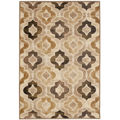 Gordon Brown Area Rug Rug Size: 53 x 76