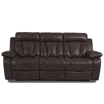 Red Barrel Studio RBRS3944 Heppner Traditional Reclining Sofa