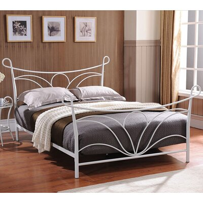 Clare Platform Bed Size: Twin