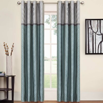 Rothsville Blackout Single Curtain Panel