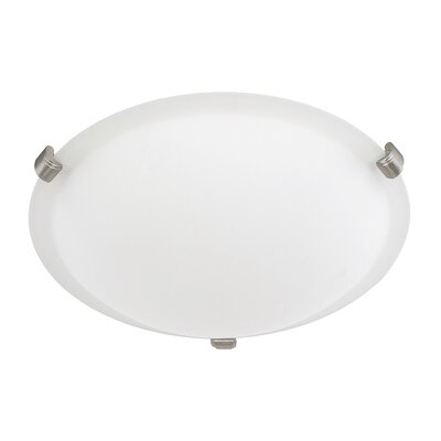 Sandee 2-Light Flush Mount