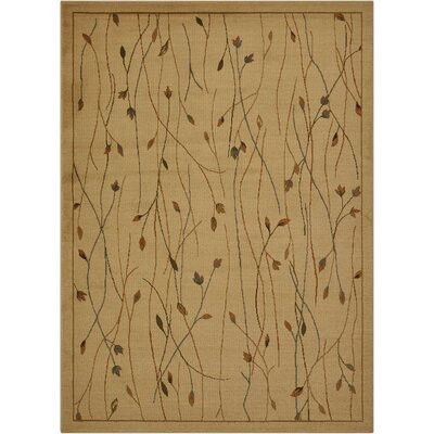 Rouseville Beige Area Rug Rug Size: 311 x 510