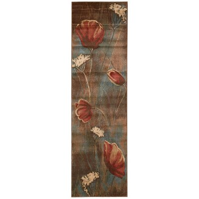 Smithtown Pattern Area Rug Rug Size: Runner 23 x 8