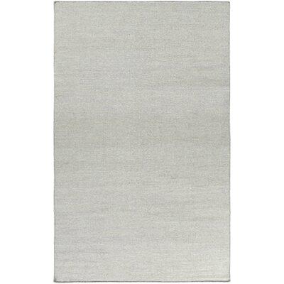 Aden Gray Area Rug Rug Size: 4 x 6