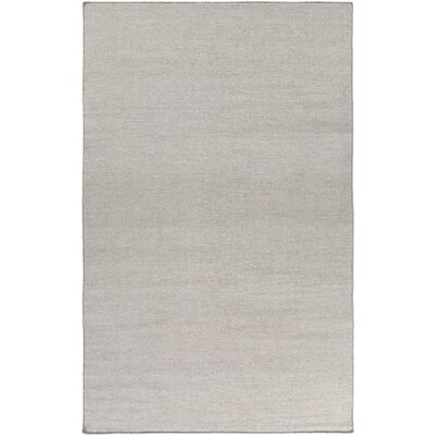 Aden Light Gray Area Rug Rug Size: Rectangle 5 x 76