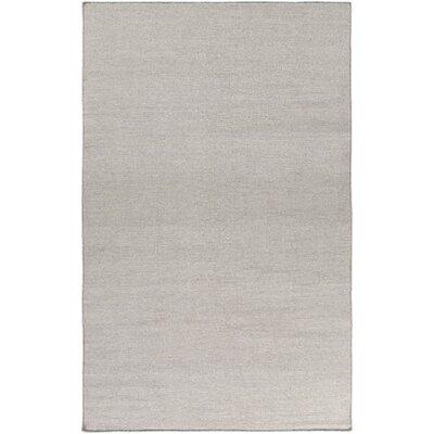 Aden Light Gray Area Rug Rug Size: 2 x 3
