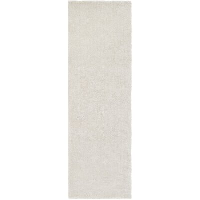 Infant Sea Foam Area Rug Rug size: Runner 26 x 8