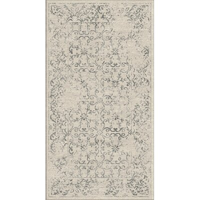 Wren Beige Area Rug Rug Size: Rectangle 22 x 4