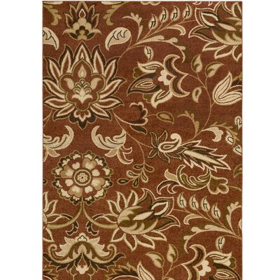 Demetria Floral and Paisley Multi Area Rug Rug Size: Rectangle 22 x 3