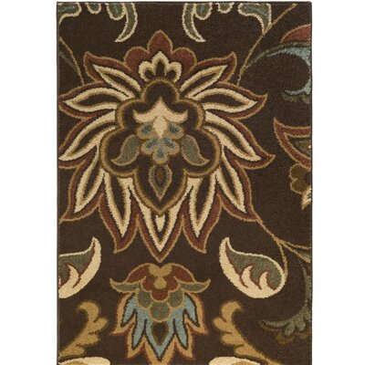 Demetria Pattern Multi Area Rug Rug Size: Rectangle 76 x 106