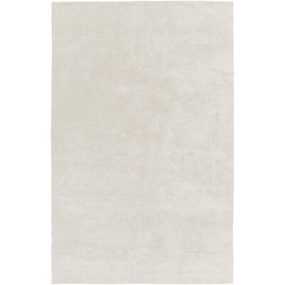 Infant Sea Foam Area Rug Rug size: 4 x 6