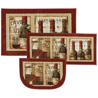 Jill French Cellar Area Rug Set