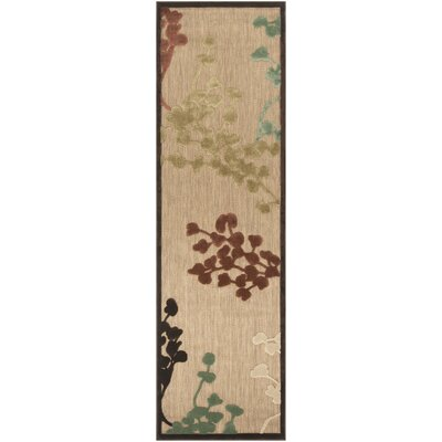 Navarre Teal Outdoor Rug Rug Size: Rectangle 88 x 12