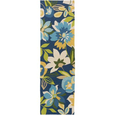 Cynthia Indoor/Outdoor Area Rug Rug Size: Runner 26 x 8