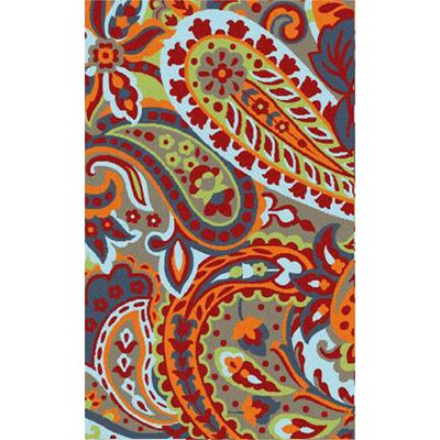 Cynthia Multi Outdoor Rug Rug Size: Rectangle 2 x 3