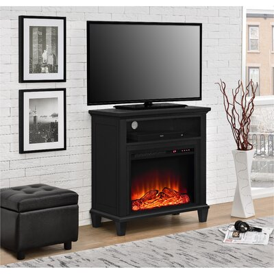 Rosendale TV Stand with Electric Fireplace ANDO4927 33119455