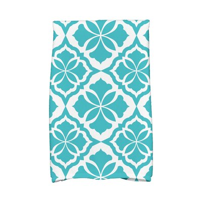 Hand Towel Color: Turquoise