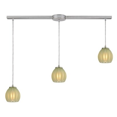 Talbot 3-Light Kitchen Island Pendant