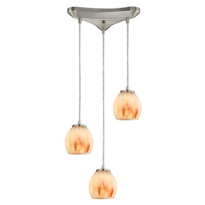 Cantrell 3-Light Pendant
