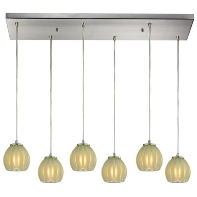 Talbot 6-Light Kitchen Island Pendant