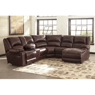 Brittanie Reclining Sectional