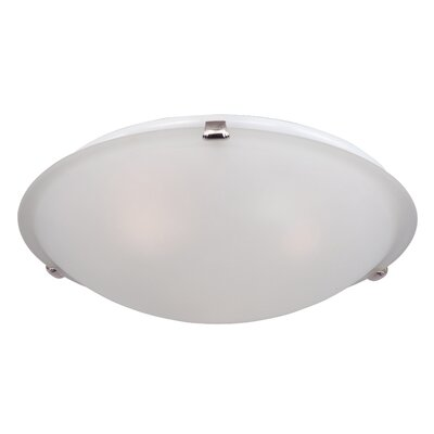 Strasburg 3-Light Flush Mount