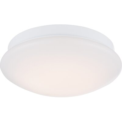 Sanjuana 1-Light Flush Mount