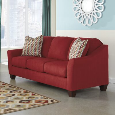 Emmons Sofa Upholstery: Spice