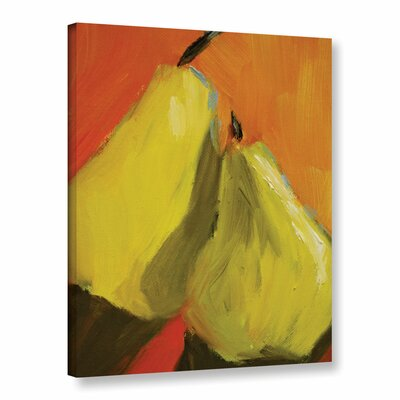 The Secret Painting Print on Wrapped Canvas Size: 18
