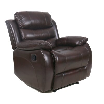 Lindsay Leather Manual Recliner