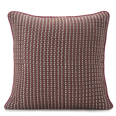 Monahan Bindi Decorative Cotton Pillow