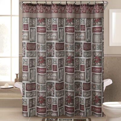Sau Patchwork Shower Curtain