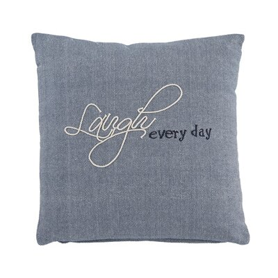 Winfrey Cotton Throw Pillow