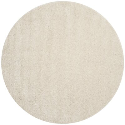 Curran Creme Area Rug Rug Size: Rectangle 3 x 5