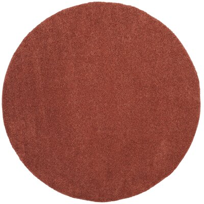 Curran Terracotta Area Rug Rug Size: Rectangle 3 x 5