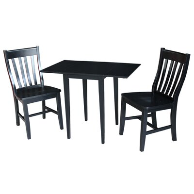 Bain 3 Piece Dining Set