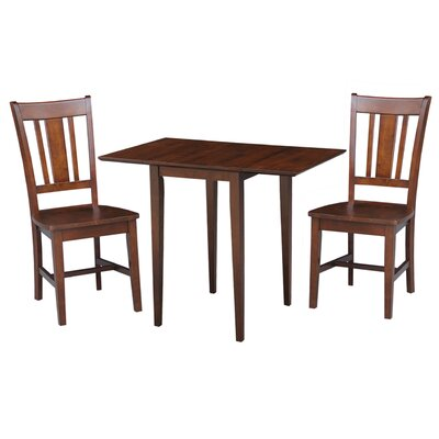 Banes 3 Piece Dining Set
