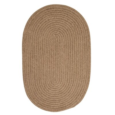 Hale Caf� Tostado Indoor/Outdoor Area Rug Rug Size: Oval 5 x 8