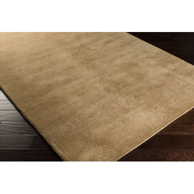 Tully Safari Tan Area Rug Rug Size: Rectangle 5 x 8