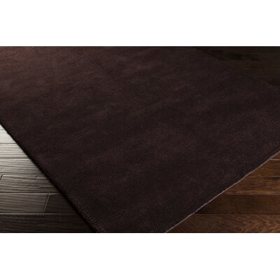 Tully Fudge/Mulled Wine Area Rug Rug Size: Rectangle 5 x 8
