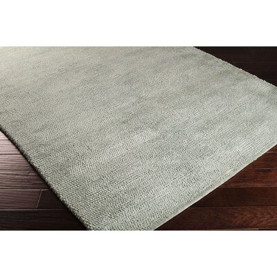 Tully Slate Gray Area Rug Rug Size: 36 x 56