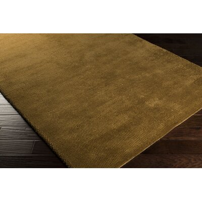 Tully Bronze/Frappe Area Rug Rug Size: 3'6