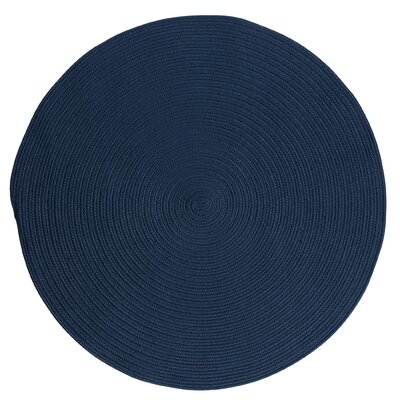 Mcintyre Outdoor/Indoor Area Rug Rug Size: Round 8