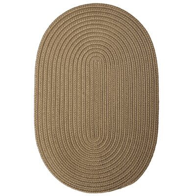 Mcintyre Cafe Tostado Outdoor Area Rug Rug Size: Oval Runner 2 x 10