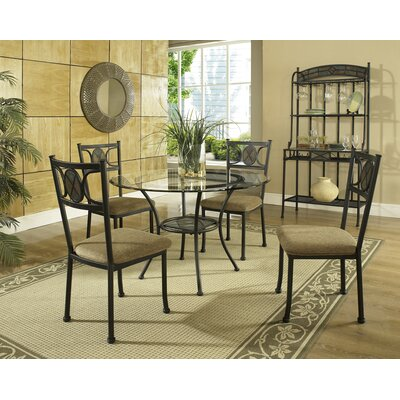 Easterbrooks 5 Piece Dining Set